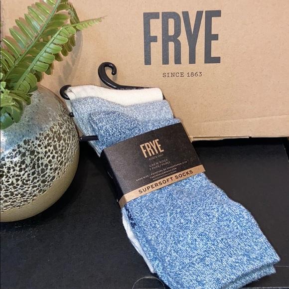 Frye Accessories - 🆕 Frye Crew Socks